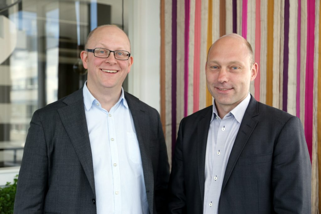 Robert Söderberg and Fredrik Viksten, CBot