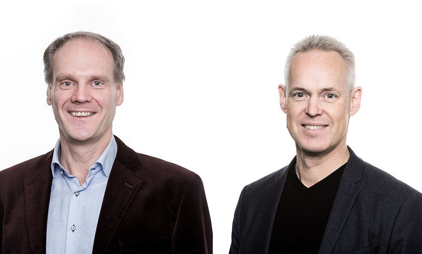 Peter Löfgren and Rolf Lindström will be on location in Visby, July 2-6. Photo: Jonas Bilberg