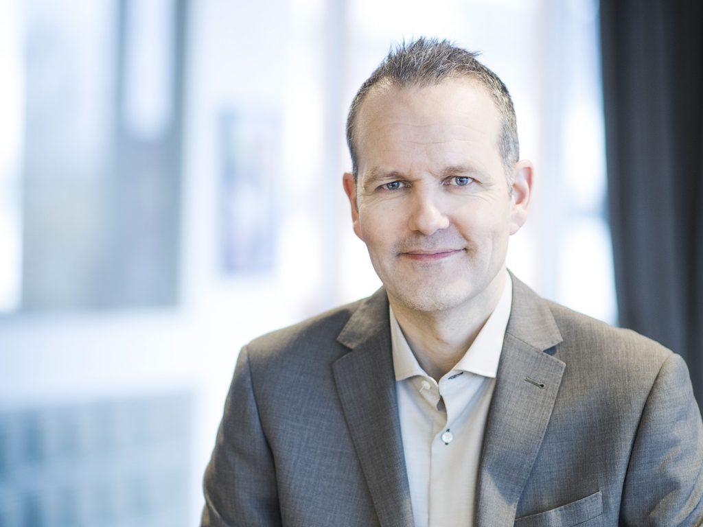 Martin Olausson, Head of Business Development