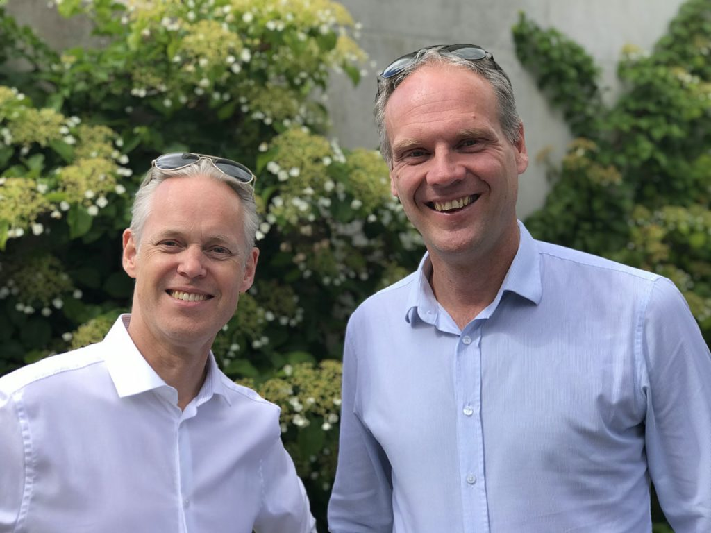 Rolf Lindström and Peter Löfgren will be our representatives on location at Almedalsveckan.